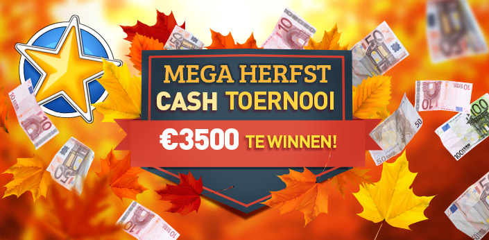 Mega Autumn Cash Tournament