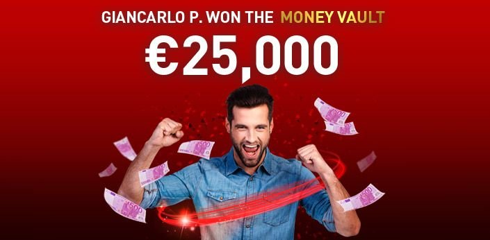 Casino 777 - $25,000 MoneyVault