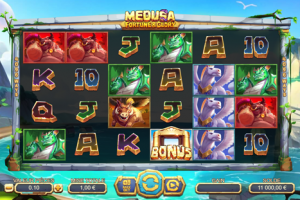 Medusa: Fortune and Glory Spel