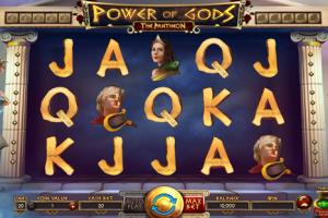 Power of Gods : The Pantheon
