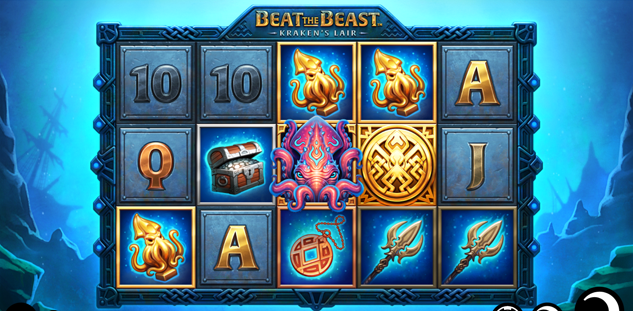 Revue du jeu en ligne Beat the Beast : Kraken's Lair