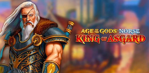 Age of the Gods Norse : King of Asgard