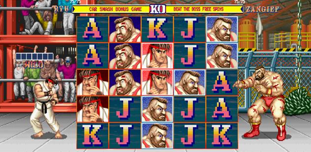Street Fighter II : The World Warrior