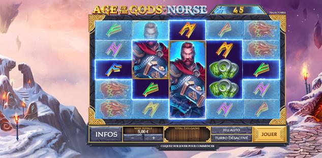 Age of the Gods : Norse - Ways of Thunder