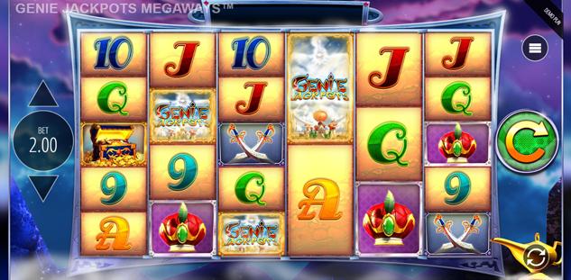 Genie Jackpots : MegaWays