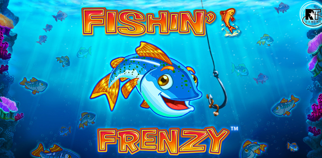 Fishin' Frenzy : Megaways