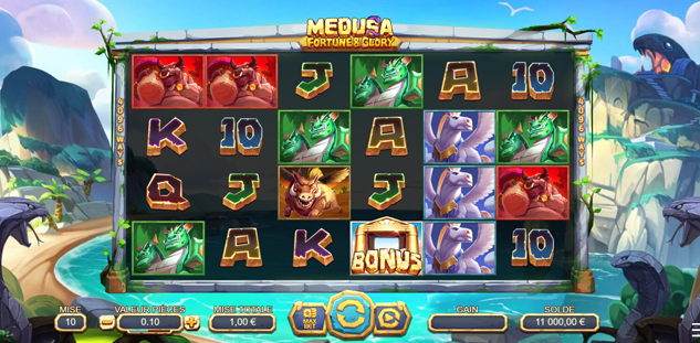 Medusa : Fortune and Glory