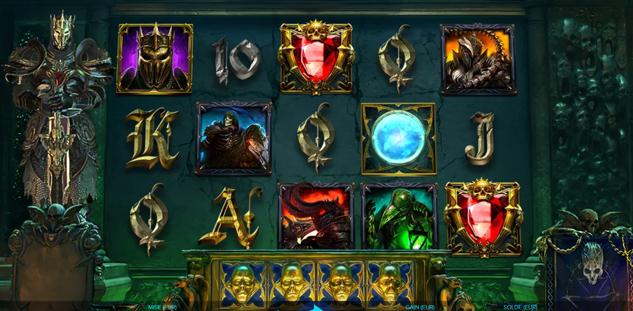 Dark King : Forbidden Riches