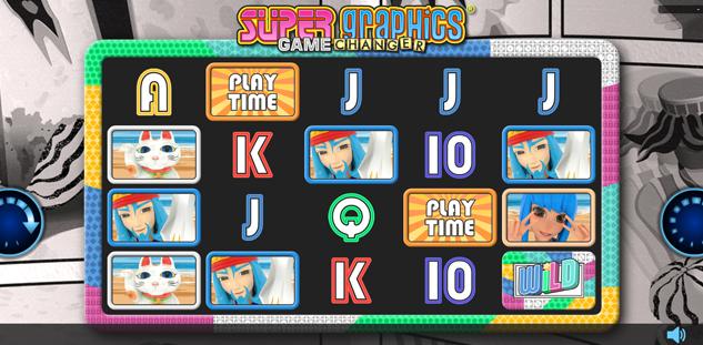 Super Graphics Game Changer