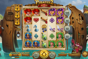 Pirates 2 : Mutiny