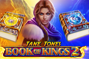 Jane Jones : Book of Kings 2