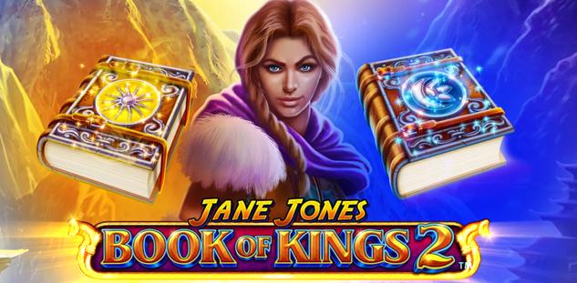 Jane Jones : Book of Kings 2