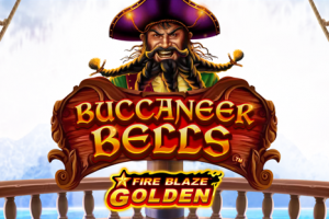 Buccaneer Bells : Fire Blaze Golden