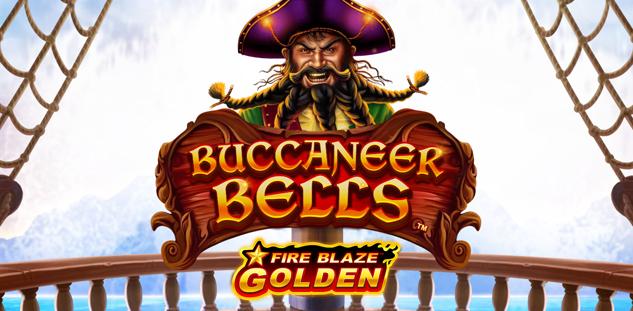 Buccaneer Bells : Fire Blaze Golden