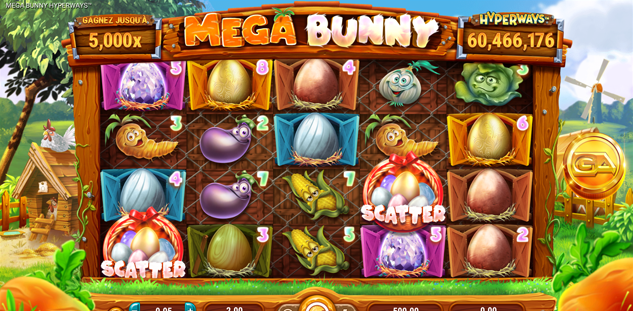 Mega Bunny : Hyperways