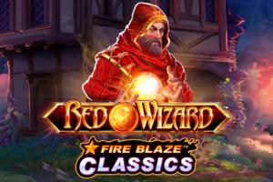 Red Wizard Fire Blaze Jackpots