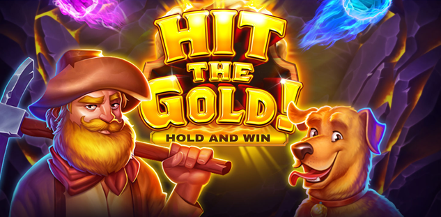 Hit the Gold ! Hold and Win