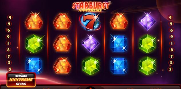 Starburst XXXtreme