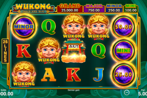 Wukong Hold and Win