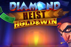 Diamond Heist : Hold and Win